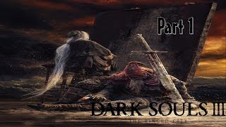 Dark Souls 3 The Ringed City Часть 1 Руины