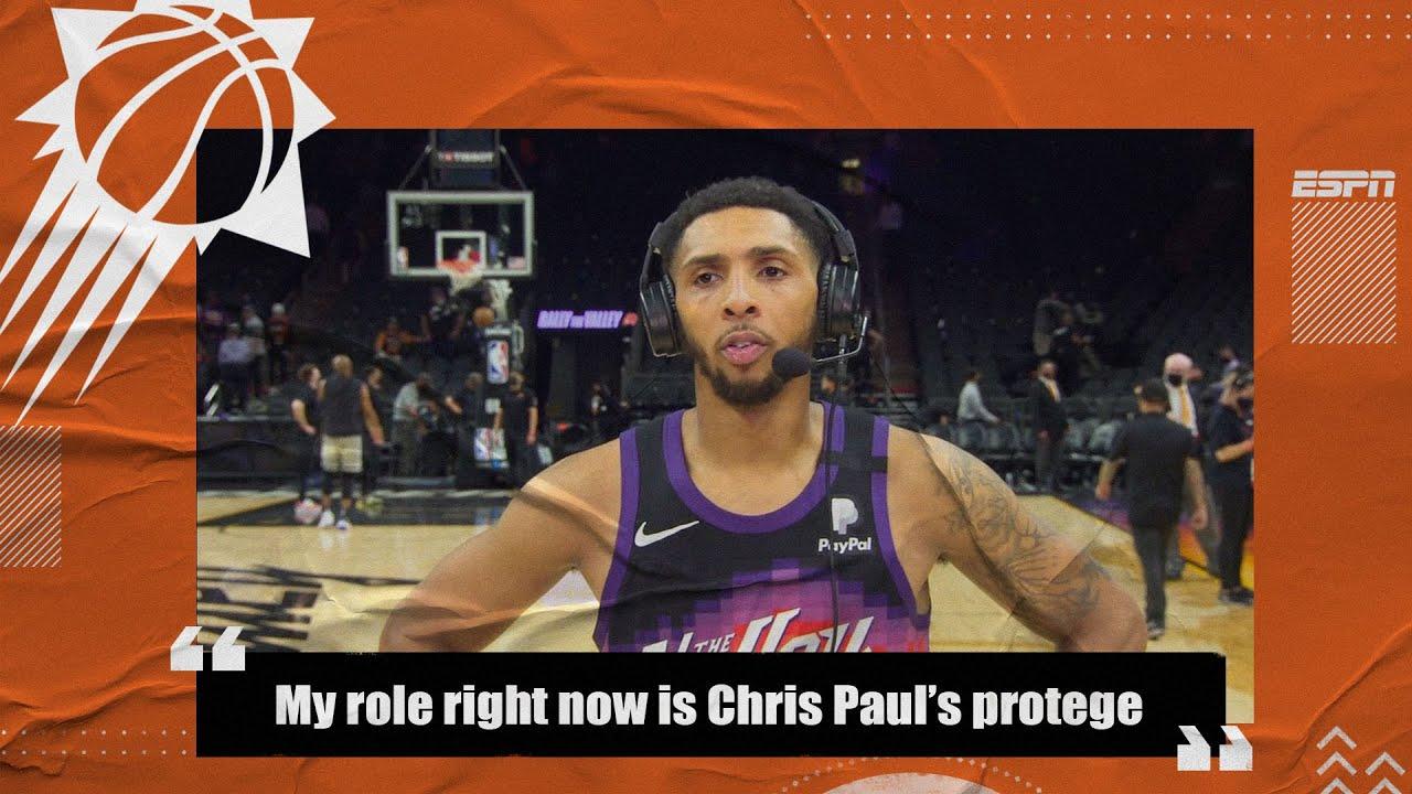 Cam Payne calls himself Chris Paul's protégé | SC with SVP