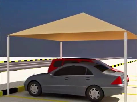 Latest Carport Design, Car Park Shelter, Carports Shelters ...