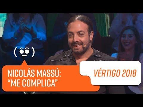 Nicolás Massú incómodo por declaraciones de Marcelo Ríos | Vértigo 2018