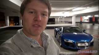 New Shmeemobile! - Audi R8 V10 Spyder