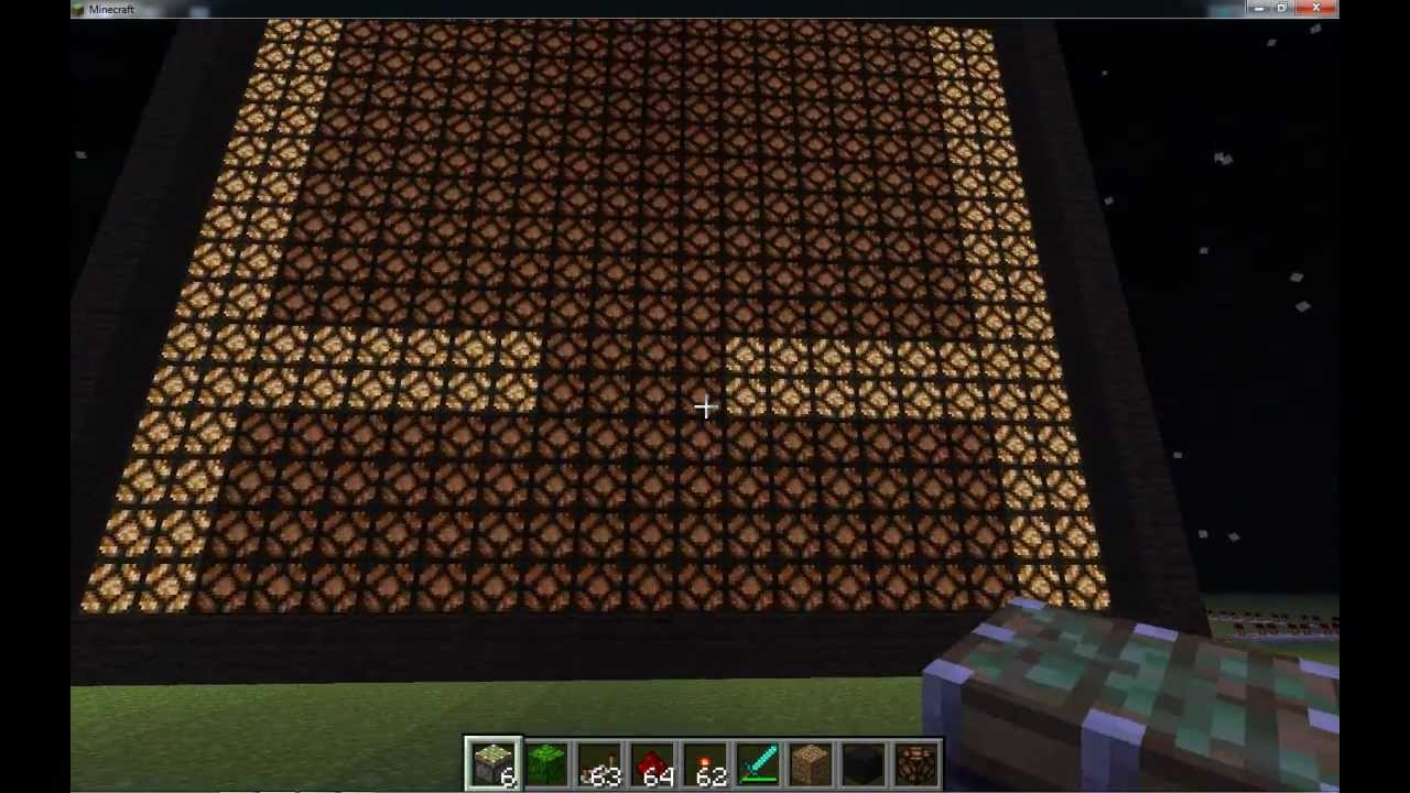 Redstone Lamp Minecraft Recipe Lego Clock Images Pictures Becuo Tv Youtube