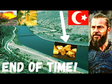 Gold found in Turkey- Euphrates River Dry up - Allah's message to us (Imam Mahdi Arrival, Dajjal)