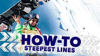 How Victor de Le Rue sees Alaska's steepest lines. | Sweet and Sour POV