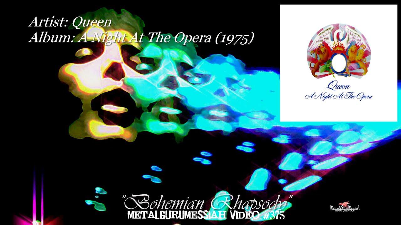 Bohemian Rhapsody - Queen (1975) 24bit FLAC A Night at the Opera