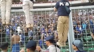 Pengamanan Pertandingan Bola PERSIB Di GBK Bersama Kombes Pol Krisna Murti 2015
