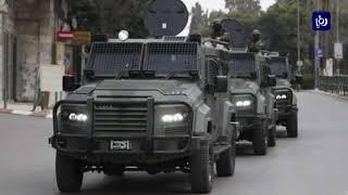 القوة الفلسطينية الخاصة 101 تدخل مدينة نابلس لفرض الأمن وملاحقة المطلوبين - (20-8-2019)