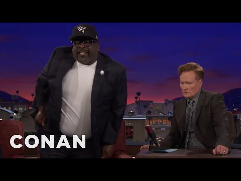 "Cedric ""The Entertainer"" Can't Wear Skinny Jeans  - CONAN on TBS"