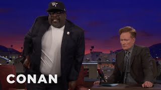 """Cedric """"The Entertainer"""" Can't Wear Skinny Jeans  - CONAN on TBS"""