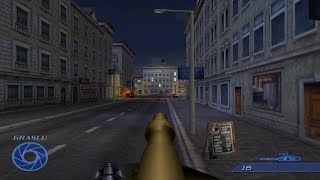 007: Agent Under Fire GCN - Streets of Bucharest - 00 Agent