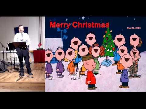 Christmas Sermon pt 1