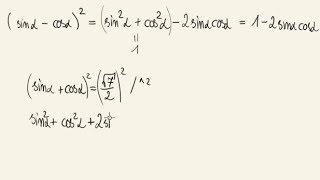 Zadanie trygonometryczne