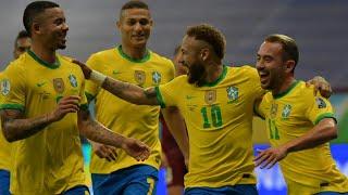 Brasil estreia com vitória na Copa América   AFP