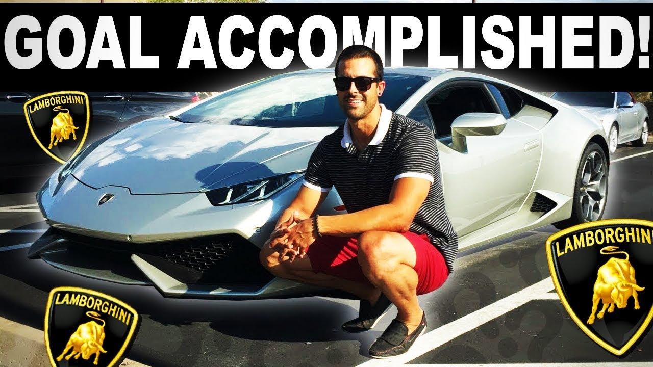 BUYING MY 300000 DREAM CAR EMOTIONAL