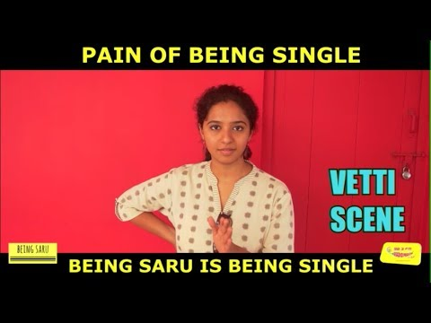 BEING SARU - PAIN OF BEING SINGLE