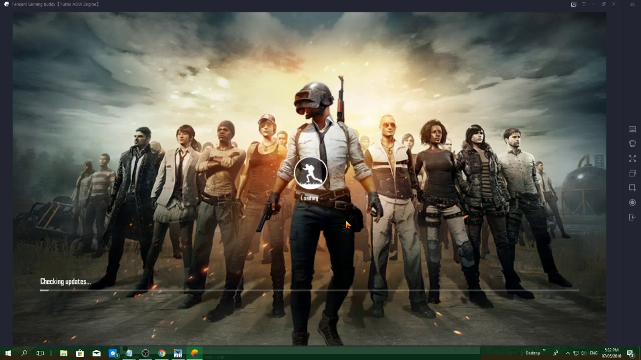 How To Fix Pubg Mobile Internet Error On Emulator In Mins
