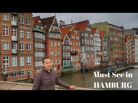 Hamburg, Germany  - Best places to visit. Travel video. Top must see places.