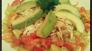 Recette Salade d