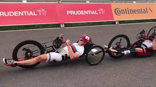 Prudential Ride London Handbike Race London 2017
