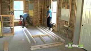 Build A Closet - Assembling The Walls