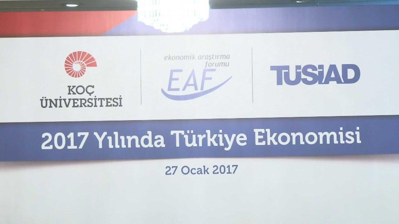 Türkiye Ekonomisi 2017 Konferansı