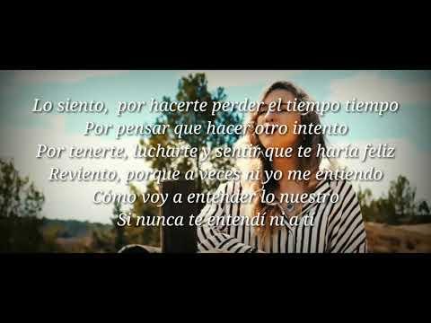 BERET - LO SIENTO (cover Lou Cornago Letra + Descarga)