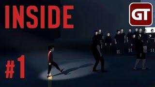 Thumbnail für das INSIDE Let's Play