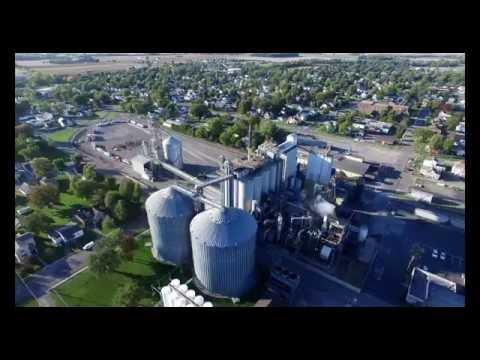 Phantom 3 Pro 4k Footage In Delphos, Ohio