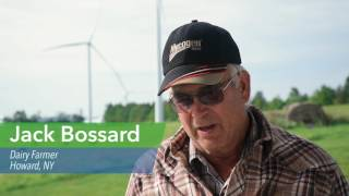 Wind power: An economic engine for rural America