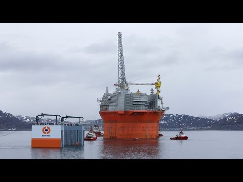 Goliat the Giant - III The Landing | Eni Video Channel