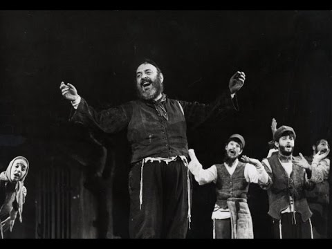 Fiddler On The Roof Sabbath Prayer 1964 Youtube
