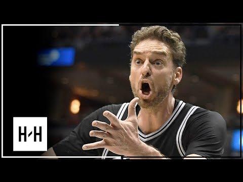 San Antonio Spurs vs Milwaukee Bucks - Highlights | March 25, 2018 | 2017-18 NBA Season