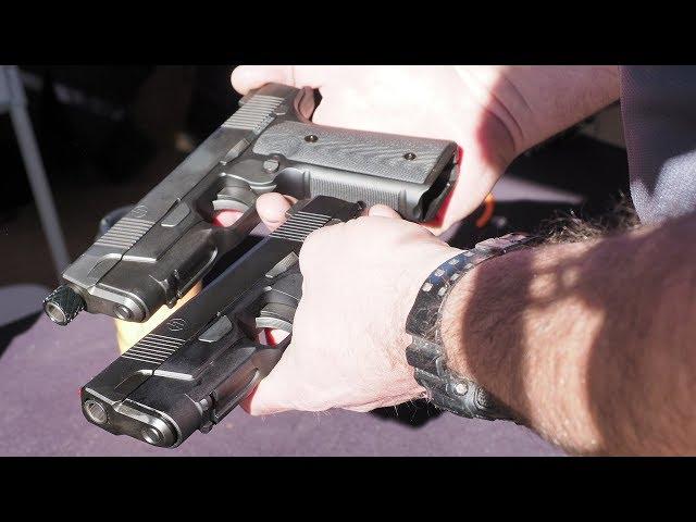 SHOT Show 2018: Hudson H9 and H9a