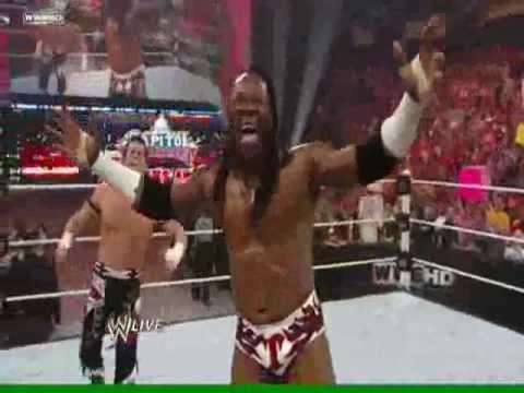 Booker T & Evan Bourne Double Spinarooni