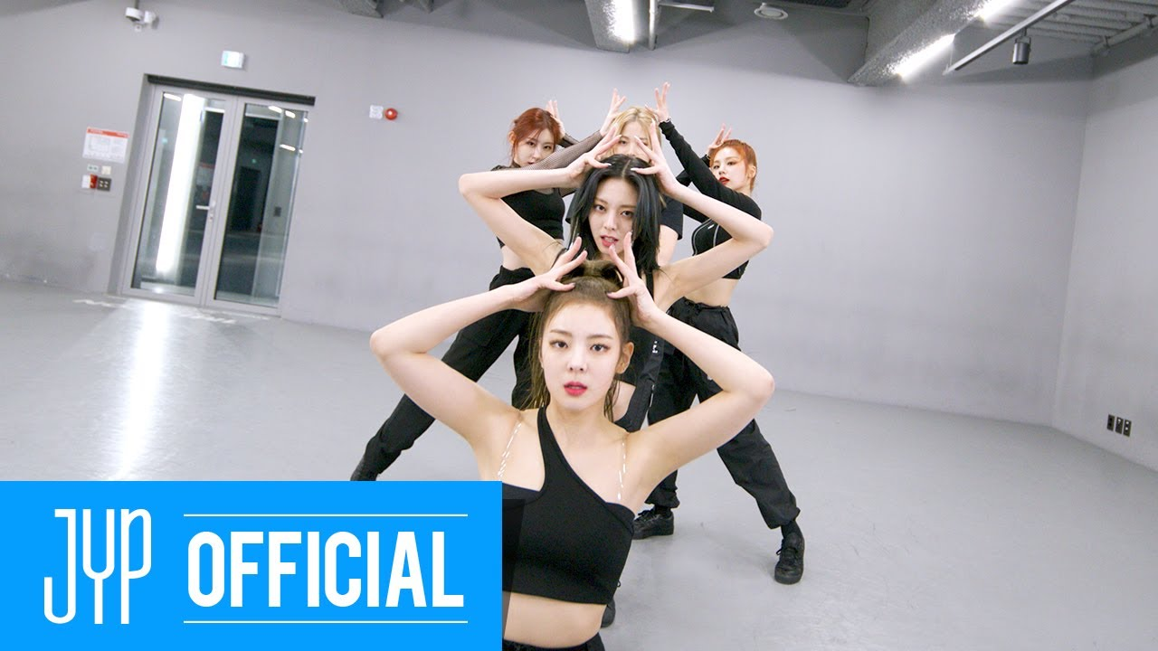 """ITZY """"마.피.아. In the morning"""" Dance Practice (Moving Ver.)"""
