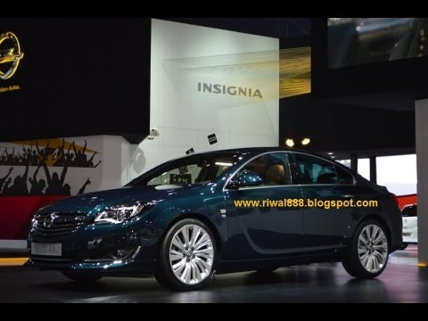 opel insignia 2 0 sidi turbo live at iaa 2013 quad hd. Black Bedroom Furniture Sets. Home Design Ideas