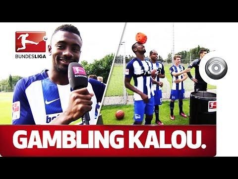 Salomon Kalou – Berlin's Boss and his new Boots