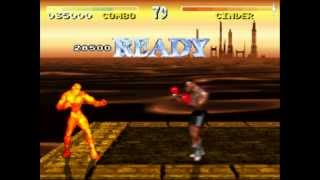 Killer Instinct [Super Nintendo, 1995]
