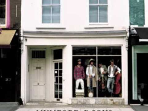 Mumford And Sons - The Cave With Lyrics