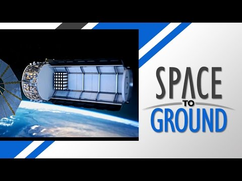 Space to Ground: How Fires Spread in Space : 06/17/2016