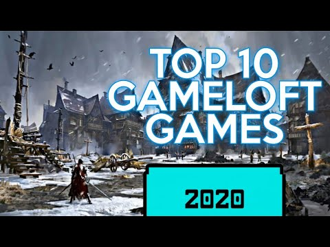 [2020] Top 10 Gameloft Games On Android
