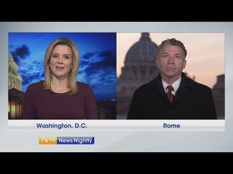 U.S. Catholic Bishops Conference on abuse summit's first day - ENN 2019-02-21