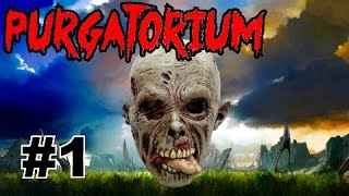 In Purgatorium ZOMBIE HELL!▐ Call of Duty World at War Custom Zombies Map/Mod