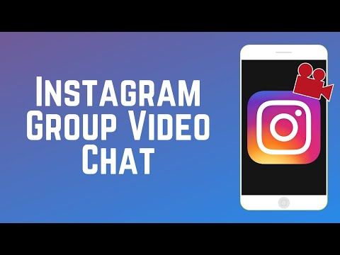 How To Group Video Chat On Instagram | Instagram Guide Part 9