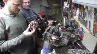 Ремонт дизельного двигателя часть 1