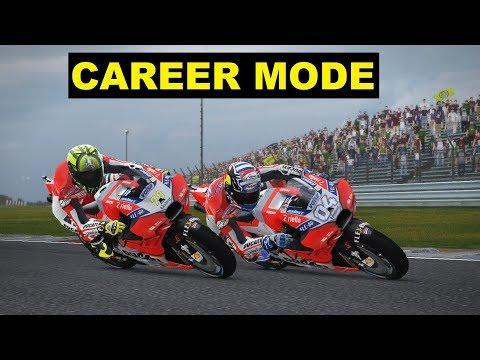 MotoGP Mod 2018   Career #118   TT ASSEN   Race 8/18   Form continues