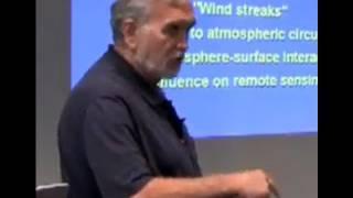 Planetary Aeolian Activity - Ron Greeley (SETI Talks)