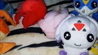 Digimon Plushie collection! [partially]