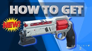 DESTINY 2 I HOW TO GET LUNAS HOWL