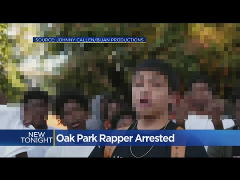 Police Identify Armed Robbery Suspect From His Own Rap Videos